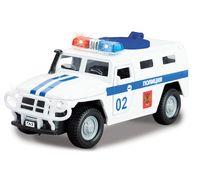 """Модель машины """"ГАЗ Тигр. Полиция"""" (масштаб: 1/43)"""