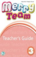 Merry Team: Teacher's Guide 3 (+ CD)