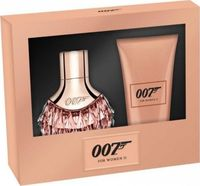 "Подарочный набор ""007 For Woman ll"" (туалетная вода, лосьон для тела)"