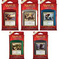 Magic the Gathering: Gatecrash. Начальный набор (английская версия)