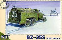Топливозаправщик БЗ-35С (масштаб: 1/72)