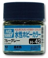 Краска Aqueous Hobby Color водоразбавляемая (blue green, H-42)