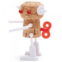 """Декор для винной пробки """"Robots"""" (Белла)"""