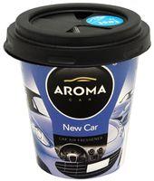 """Ароматизатор для автомобиля """"Cup Gel"""" (new car)"""