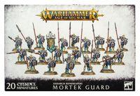 Warhammer Age of Sigmar. Ossiarch Bonereapers. Mortek Guard (94-25)