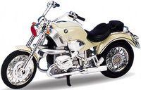 "Модель мотоцикла ""Welly. BMW R1200 C"" (масштаб: 1/18)"