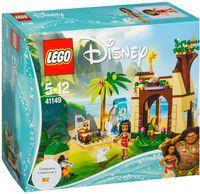 """LEGO Disney Princess """"Приключения Моаны на затерянном острове"""""""