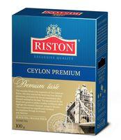 """Чай черный листовой """"Riston. Ceylon Premium"""" (100 г)"""