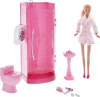 """Игровой набор """"Люси в ванной комнате"""""""
