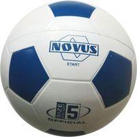 """Мяч футбольный Novus """"Start"""" №5 (бело-синий)"""