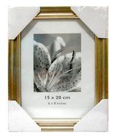 Рамка деревянная со стеклом (15х20 см; арт. WB012/6Х8)