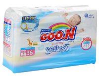 """Подгузники """"Goo.N"""" (1,8-3 кг; 36 шт.)"""