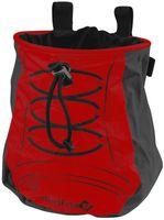 """Мешочек для магнезии """"Back bag"""" (крансый-асфальт)"""