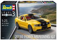 """Сборная модель """"Автомобиль Ford Mustang GT 2010"""" (масштаб: 1/25)"""