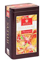 """Чай чёрный листовой """"Hyleys. Наслаждение"""" (80 г; в банке)"""