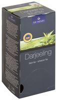 """Чай черный """"Sir Henry. Tea Selection. Darjeeling"""" (25 пакетиков)"""