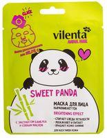 """Тканевая маска для лица """"Sweet Panda. Выравнивающая тон"""" (36 г)"""
