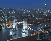 """Картина по номерам """"Тауэрский мост"""" (400х500 мм)"""