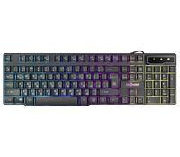 Клавиатура игровая Defender Mayhem GK-360DL RU