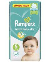 "Подгузники ""Active Baby-dry Junior"" (11-16 кг; 60 шт.)"