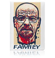 """Обложка для паспорта """"Family"""""""