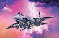 "Истребитель-бомбардировщик ""F-15 E Strike Eagle"" (масштаб: 1/72)"