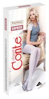 """Колготки женские фантазийные """"Conte. Caprice"""""""