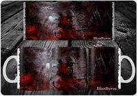 """Кружка """"Bloodborne"""" (арт. 4)"""
