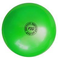 Мяч для художественной гимнастики АВ2801 (зеленый)