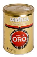 "Кофе молотый ""Lavazza. Qualita Oro"" (250 г; в банке)"