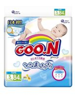 """Подгузники """"Goo.N"""" (4-8 кг; 84 шт.)"""