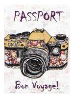 """Обложка для паспорта """"Olympus"""""""