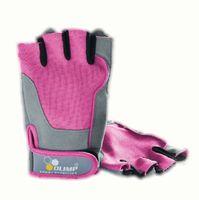 "Перчатки для фитнеса ""Fitness One"" (розовые; XL)"