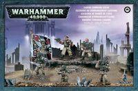 """Набор миниатюр """"Warhammer 40.000. Astra Militarum Cadian Command Squad"""" (47-09)"""