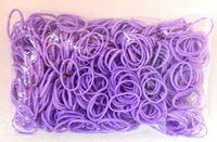 """Набор резиночек для плетения """"Rainbow Loom. Фиолетовые"""""""