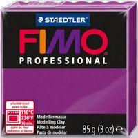"""Глина полимерная """"FIMO Professional"""" (фиолетовый; 85 г)"""