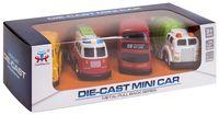 "Набор машинок инерционных ""Mini Car"" (арт. DV-T-1155)"