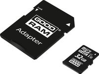 Карта памяти Goodram microSD (Class 10) 32GB / M1AA-0320R12 + адаптер