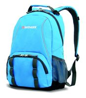 Рюкзак WENGER (22 литра, голубой/серый)