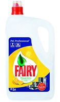 """Средство для мытья посуды FAIRY """"Сочный лимон"""" (5 л)"""