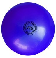 Мяч для художественной гимнастики АВ2801 (синий)