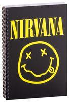 """Блокнот в клетку """"Nirvana"""" (А5; арт. 0077)"""