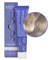 """Крем-краска для волос """"Sense De Luxe"""" тон: 10/76, светлый блондин коричнево-фиолетовый"""