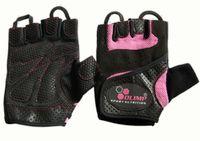 "Перчатки для фитнеса ""Fitness Star"" (розовые; L)"