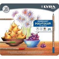 "Набор карандашей цветных ""Lyra Rembrandt Polycolor"" (24 цвета)"