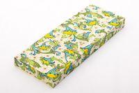 """Подарочная коробка """"Lemons"""" (6,5x17x1,5 см)"""