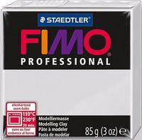 """Глина полимерная """"FIMO Professional"""" (серый; 85 г)"""