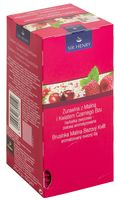 "Фиточай ""Sir Henry. Tea Selection. Cranberry Raspberry Elderflower"" (25 пакетиков)"