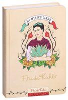 "Блокнот ""Фрида Кало. Бежевая обложка"" (А5)"