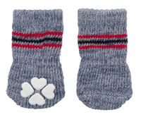 Носки для собак (2 шт.; XXS-XS)